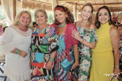 Betinha-Pessoa-Vera-Costa-Fátima-Duarte-Marjorie-Marshall-e-Denise-Sanford
