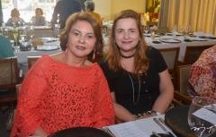 Hilda Prisco e Eloisa de Holanda