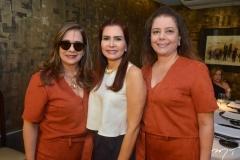 Martinha Assunção, Lorena Pouchain e Cláudia Gradvohl