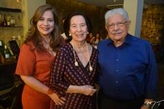 Martinha Assunção, Zuleide e Paulo Elpídio Menezes