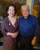 Zuleide e Paulo Elpídio Menezes