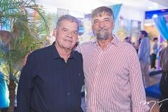 Carlos Juaçaba e Gotardo Monteiro