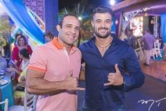 Daniel Ribeiro e Guilherme Beco