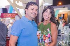 Jeorge e Rafaela Vieira