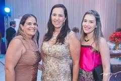 Jordana, Márcia e Letícia Thomazetti