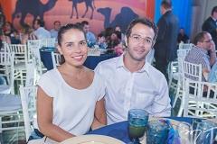Rafaela e Bruno Campos