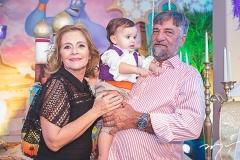 Sandra Monteiro, Ian Victor Barbosa e Gotardo Monteiro