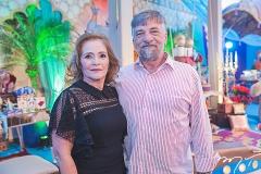 Sandra e Gotardo Monteiro
