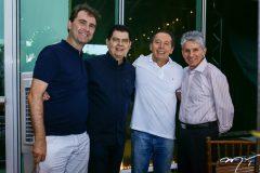 Alexandre Landim, Mauro Filho e Idelfonso-Rodrigues-e-Padua-Lopes