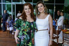 Aline Félix Barroso e Carla Pereira