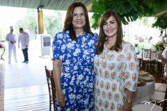 Beth e Rita de Sá Cavalcante