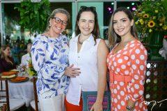 Bia Perlingeiro, Bia Fiúza e Maria Braz