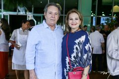 Cláudio e Lenise Rocha