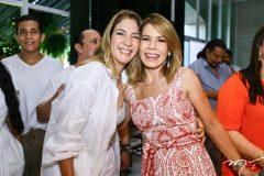 Dani Holanda e Maira Silva