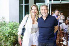 Dani e Eugênio Pontes