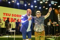 Diogo Nogueira e Igor Queiroz Barroso