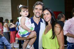 Fernanda, Rui e Carol do Ceará