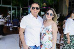 Idelfonso Rodrigues e Mônica Xaves