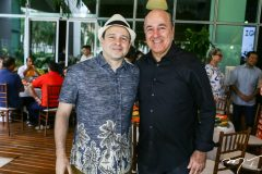 Igor Queiroz Barroso e Silvio Frota