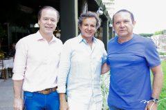 Lisandro Fujita, Aderaldo e Max Bezerrra