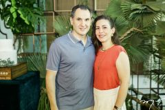 Luiz e Luciana Gentil