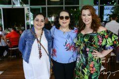 Marcella, Singlida e Aline-Barroso