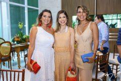 Márcia Travessoni, Carol e Ana Bezerra