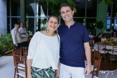 Mariana Furlani e Alexandre Landim