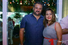 Patriolino e Renata Dias