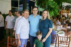 Vilmar Ferreira, Francisco Bernardo e Naiana Philomeno