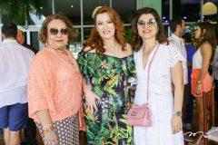 Zeneida Bezerra, Aline Félix e e Rilka Bezerra