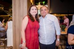 Ana Maisa e Teodoro Silva Santos