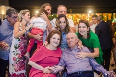 Aniversário de Adauto e Humberto Bezerra