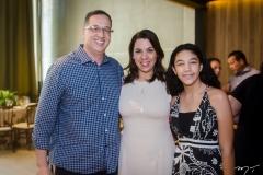 Balbino Filho, Zelia e Beatriz Rego