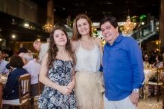 Clarisse, Rita e Carlos Martins Rodrigues