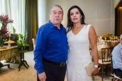Cleiton e Ariadina Marinho