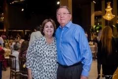 Cristina e Arnon Santos