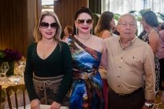 Daniele Luz, Clébia Cunha e Cunha