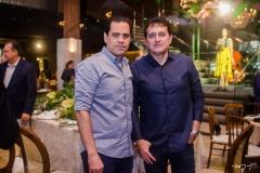 Etevaldo Nogueira e Assis Cirilo