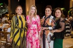 Gil Santos, Marjorie Marshall, Simone Belim e Zenaide Bezerra
