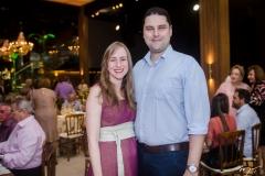 Isabela Pacheco e Rodrigo Martiniano