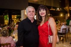 José Antunes e Márcia Mota