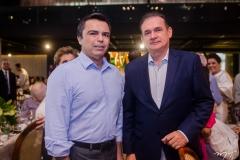 Juvêncio Viana e Washington Araújo