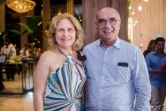 Leila e Sávio Pinto
