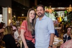Liana e Thomas Rocha