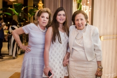 Lilian Machado, Raquel Pila e Deise Machado