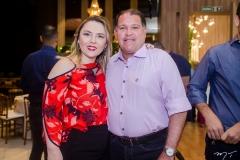 Luciana e Luiz Marques Filho