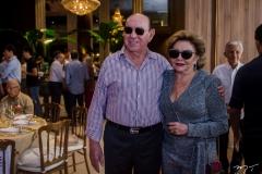 Luiz e Helena Cidrão