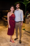Mila Menezes e Leonardo Pereira