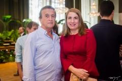 Moacir e Maristane Pinto